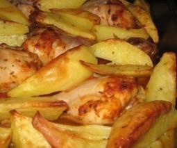 Patatesli Tavuk Tarifi | balikyemektarifleri | Scoop.it