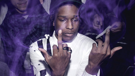 A$AP Rocky featuring Skrillex & Birdy Nam Nam – Wild for the Night | Video | Genuine by Anthony | Fashion . Art . Music . Entertainment | Scoop.it