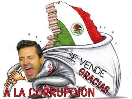 10 Datos que no sabías sobre la Corrupción en México | La R-Evolución de ARMAK | Scoop.it