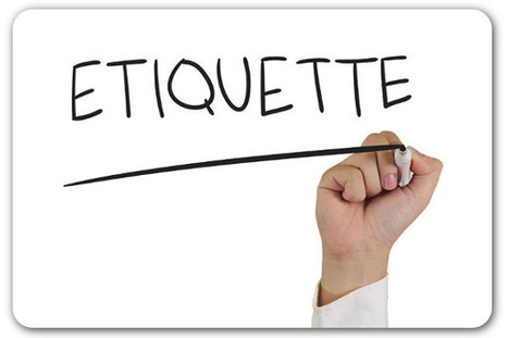 The etiquette of following up a pitch   Marketing, Public Relations & Small Business   Scoop.it