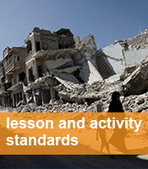 Global Citizenship Brief: Syria | If the world were a village - global thoughts for global education | Scoop.it