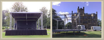 Portable Stage Londo | Concept Staging Ltd | Scoop.it