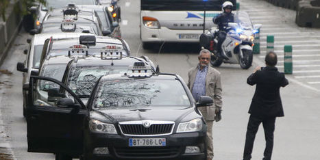Le chiffre d'affaires des taxis stagne depuis 2008   Mobilités, modes de vie et modes de ville   Scoop.it