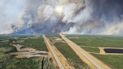 #FF The #Alberta wildfire is dumping #mercury into the atmosphere #pollution   Messenger for mother Earth   Scoop.it
