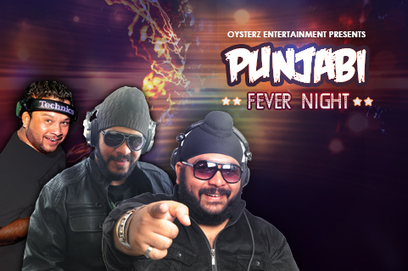 Oysterz Presents Punjabi Fever Night With DJ SUNNY & DJ HARNEET Live at Flying Saucer Sky Bar Pune - Oysterz.in | Nightlife Events in Pune,DJ Party in Mumbai, Nightclubs in Pune | Scoop.it