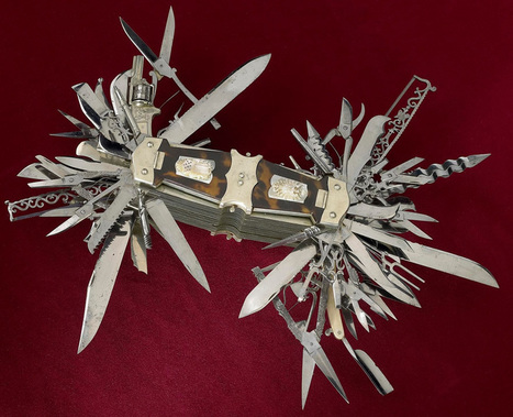You Can Bring This Mother of All Swiss Army Knives to a Gunfight | ApocalypseSurvival | Scoop.it