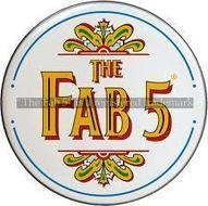 """The """"Fab 5"""" of Your Work Life 
