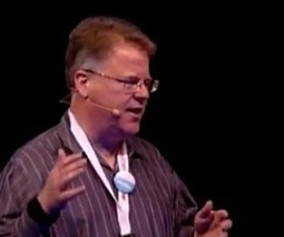 Robert Scoble on the startups that cross the 'freaky line', at TNW2012 [Video] | The Robot Times | Scoop.it