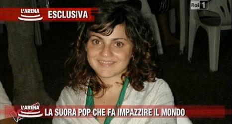 Suor Cristina: una celebrità divina soprattutto sui social | Beezer | Beezer | Scoop.it