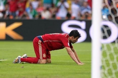 Vaikundarajan Blog - Information Driven Blog: Chile Astonished Spain 2-0 Says Vaikundarajan   News   Scoop.it