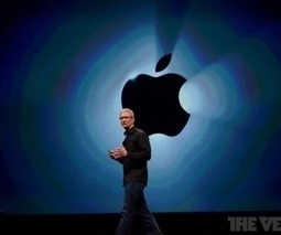 Tim Cook downplays growth worries and outside threats at Apple shareholder meeting | Nerd Vittles Daily Dump | Scoop.it
