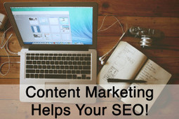 How Content Marketing Helps Your SEO - Business 2 Community | content marketing | Scoop.it