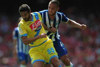 Napoli 2-2 FC Porto (Europa League)   Europa League Last 16 Tie   Scoop.it
