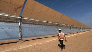 Énergie solaire : l'UE accorde 42 millions d'euros au Maroc | Afrique | Scoop.it