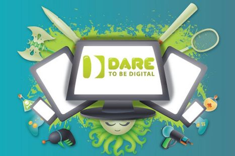 Dare to be Digital 2014 competition opens for entries - Scottish Daily Record | Digital Design Art &Photography | Scoop.it