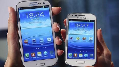 nola lortzen duen Samsungek Apple baino gehiago saltzea | sare sozialak eta teknologia berriak | Scoop.it