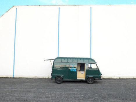 Print Van Paris : quand la sérigraphie se déplace en bas de chez vous | Tnarts | Scoop.it