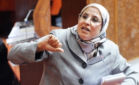 Morocco's only female minister says wearing hijab made her a media target - Al-Arabiya   Women In Media   Scoop.it