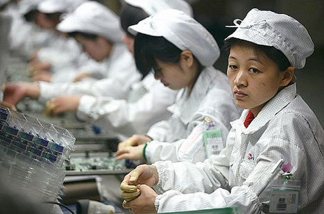 Undercover Report From Foxconn's Hell Factory | CSR | Scoop.it