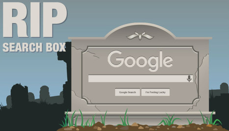 The rise of personal assistants and the death of the search box | Futurewaves | Scoop.it
