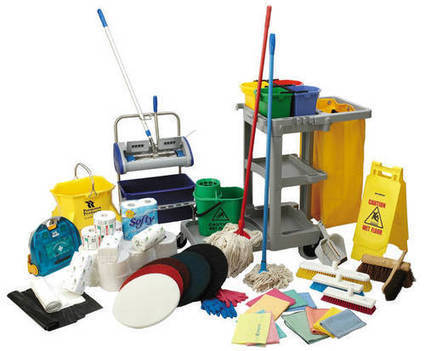 Enhance Cleanliness At Your Workplace by Green Janitorial Supplies | industrial supplies distributors | Scoop.it