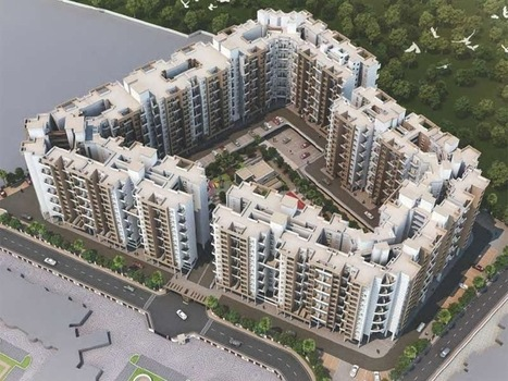 DSK Anandghan Comprises of 1 and 2 BHK blissful Apartments in Pune | D S Kulkarni | Scoop.it