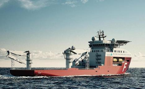 Farstad Orders Subsea IMR Vessel from Vard| Offshore Energy Today | Subsea | Scoop.it