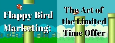 Limited Time Offers for Brand Marketing | The Flappy Bird Secret | Brand Advertising | Scoop.it