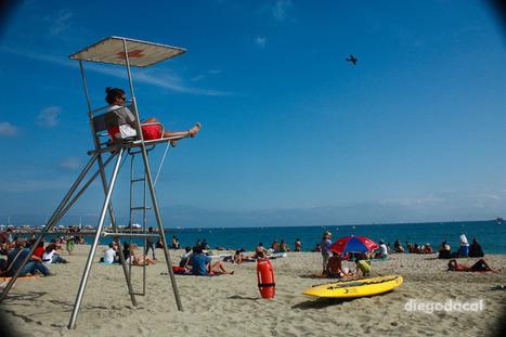 Top Ten Beaches in Barcelona, Spain | Exchange Students - International Business School Barcelona (Spain) | Scoop.it