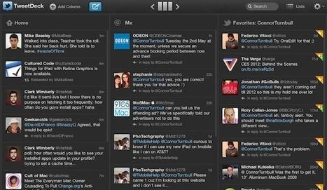 Twitter.com vs TweetDeck | lucaciavatta.com | Scoop.it