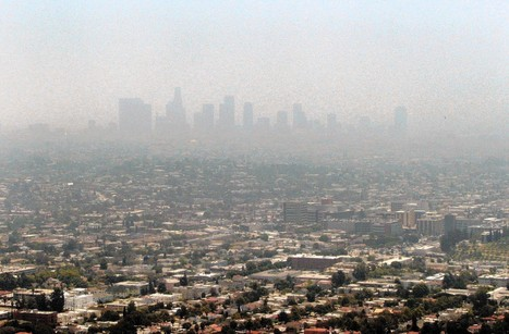 EPA staff recommends significantly lower ozone standard | Environmental Law | Scoop.it