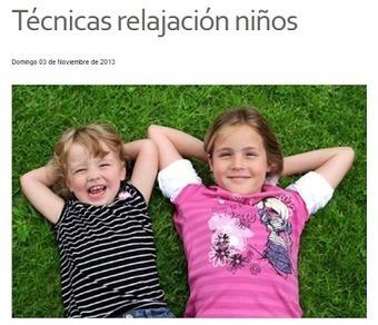 15 recursos per aprendre a treballar la relaxació amb els nens | Posts d'Educació i les TIC | Scoop.it
