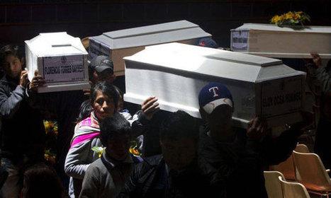 Sólo 1300 víctimas recibieron atención psicológica - Jornada | Terrorismo en el Perú | Scoop.it