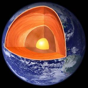 Radioactive decay fuels Earth's inner fires   Sciences   Scoop.it