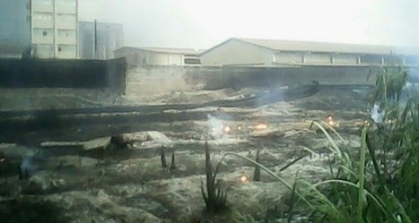 TOR loses $280, 000 in pipeline explosion - Citifmonline | Oil Spill Watch | Scoop.it