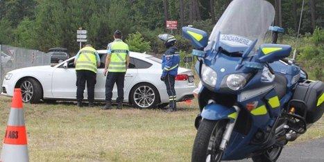 Landes : intercepté à 210 km/h avec ses quatre enfants dans la voiture | Wallgreen - Louez moins cher et passez au vert ! | Scoop.it