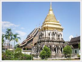 Temples In Thailand: Wat Chiang Man   Thailand Tourist Destination   Scoop.it