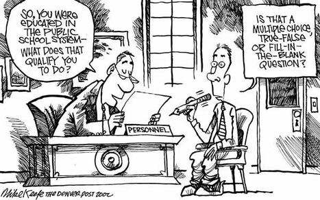 Killing the creativity | Policies: (1) Homework and (2) Standard Testing | Scoop.it