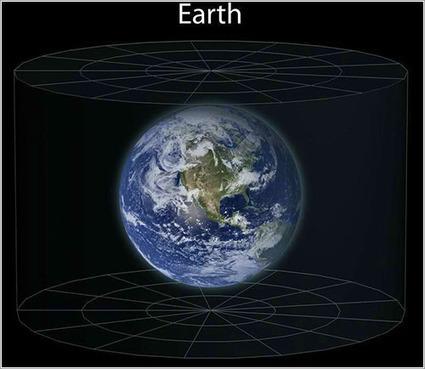 De la Tierra al Universo conocido. La imagen que te hará sentir muy pequeño | CEREGeo - Geomática | Scoop.it