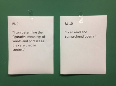 Inside the Common Core English classroom: Showing the evidence | Common Coredom | Scoop.it