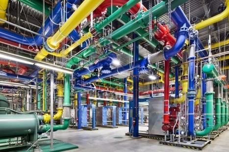 Google's machine-learning data centers make themselves more efficient | General Tech | Scoop.it