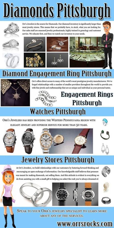 Diamonds Pittsburgh   Engagement Rings Pittsburgh   Scoop.it