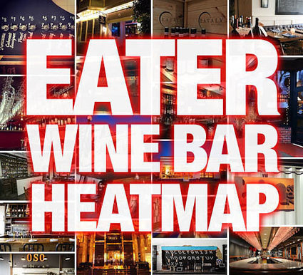 The 19 Hottest Wine Bars Across the Country Right Now - Eater National | Wine Time | Scoop.it