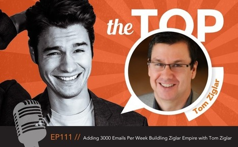 Three Podcast Episodes to Help You Grow Your Email List   Email Marketing Tips   Scoop.it