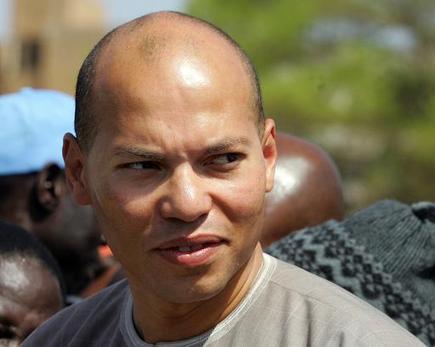 """Sénégal: Karim Wade bientôt jugé pour """"enrichissement illicite"""" - Slate Afrique   Sénégal   Scoop.it"""