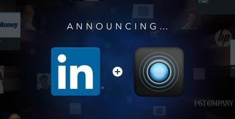 LinkedIn s'offre l'agrégateur de news Pulse pour 90 millions de dollars   Social and Mobile experience   Scoop.it