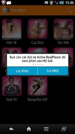 Vietnamese 'Adult' Apps on Google Play Open Gate to SMS Trojans - McAfee | Mobile Security | Scoop.it