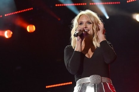Miranda Lambert Says 'Vice' Is 'Me Being Who I Am' | Country Music Today | Scoop.it
