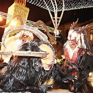 TARVISIO - Il 5 dicembre festa dei Krampus e San Nicolo' | Travel to Italy | Scoop.it