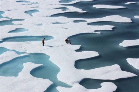 ΤΟ ΒΗΜΑ - Μεθάνιο στον Αρκτικό Ωκεανό - science - Τεχνολογία – Πλανήτης | Polymerase | Scoop.it